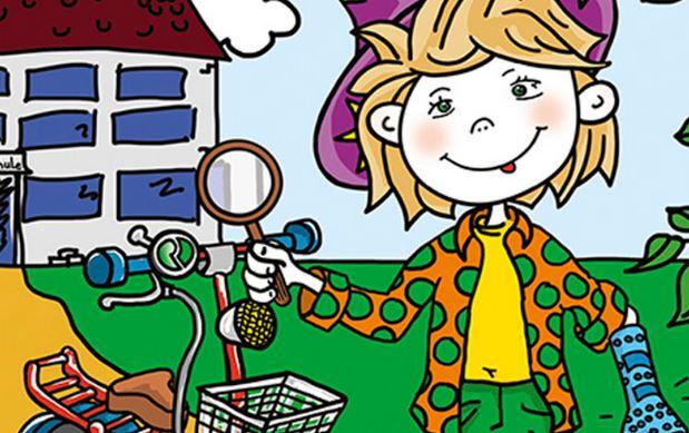 Kinder-Broschüre für Kinder mit Arthritis